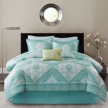 jcp | Madison Park Essentials Brooke Comforter & Sheet Set