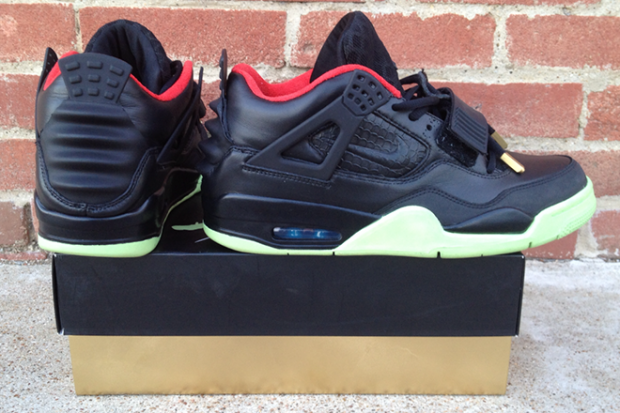 air jordan 4 yeezy revelation