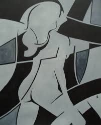 pinturas en blanco y negro - Buscar con Google