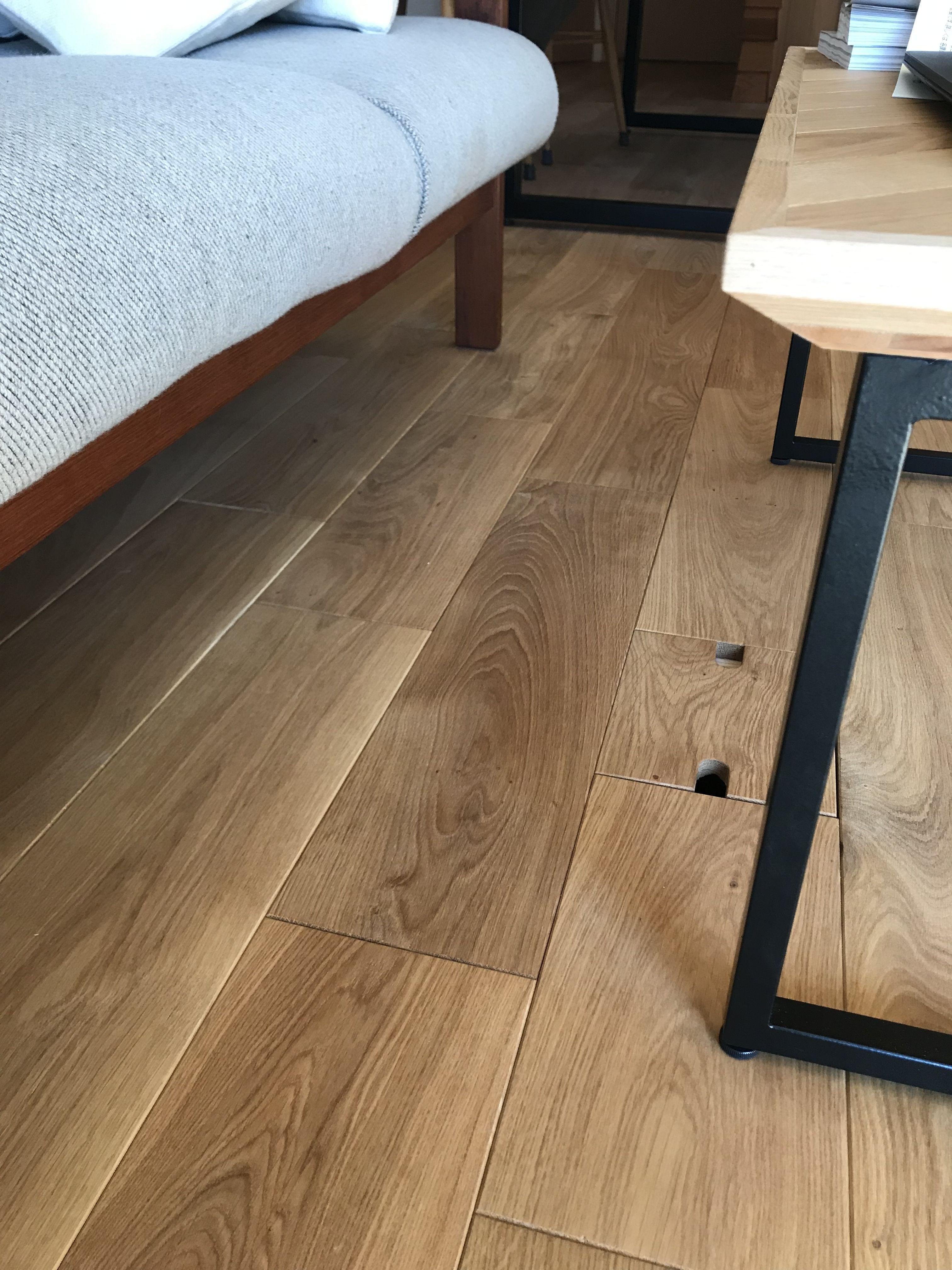 注文住宅でお勧めしたい 床下コンセント 2020 ソファ テーブル