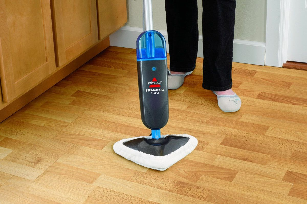 Steam Mop For Hardwood Floors And Carpet