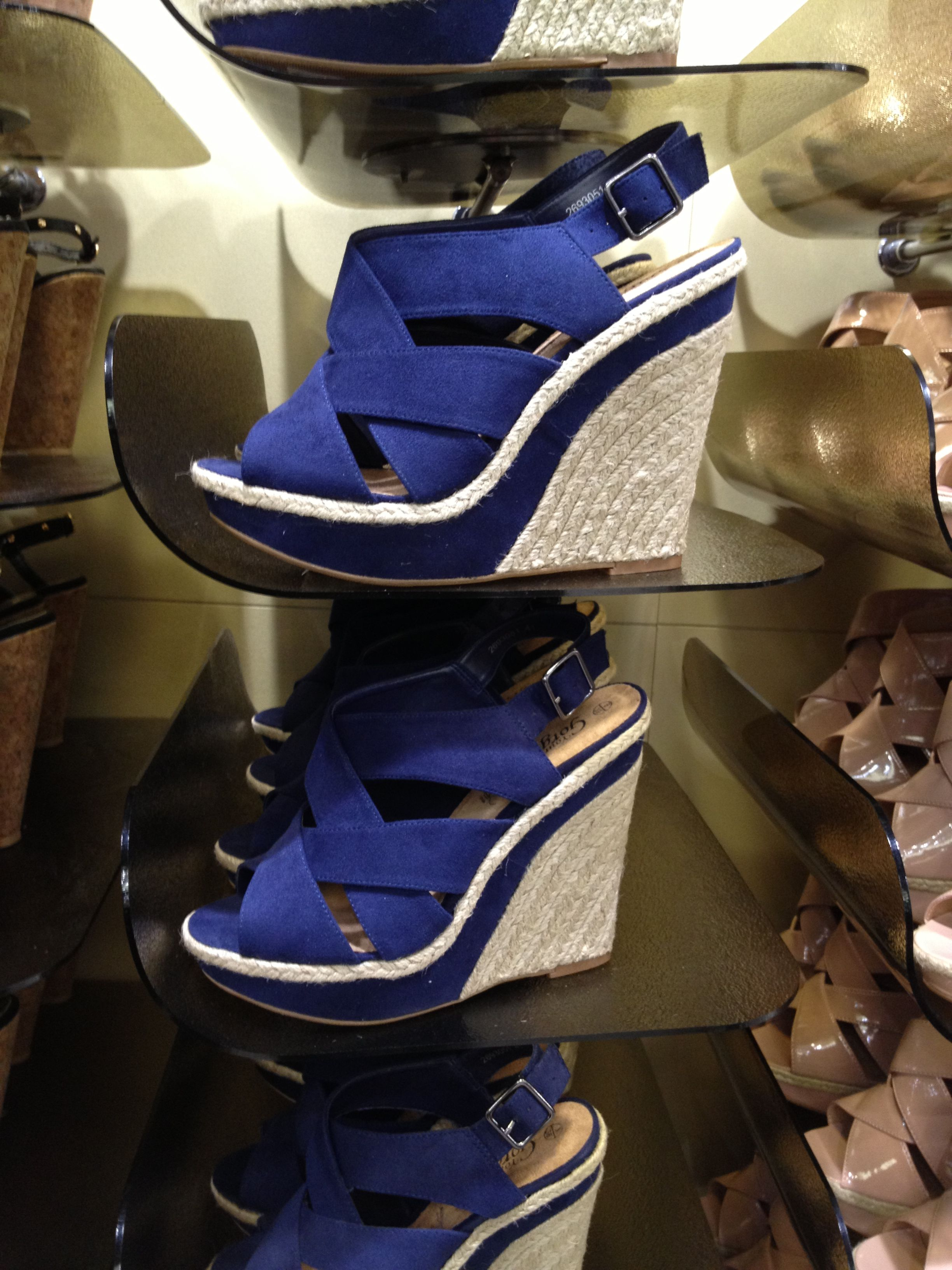 New Look Spring Wedges