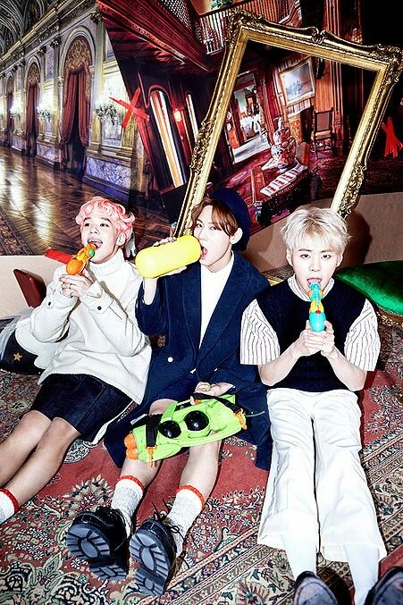 ⤴× kthpgs × I kpop I IMFACT - UNGJAE, SANG & TAEHO