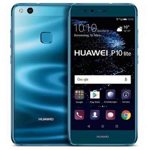 huawei p10 lite android 8