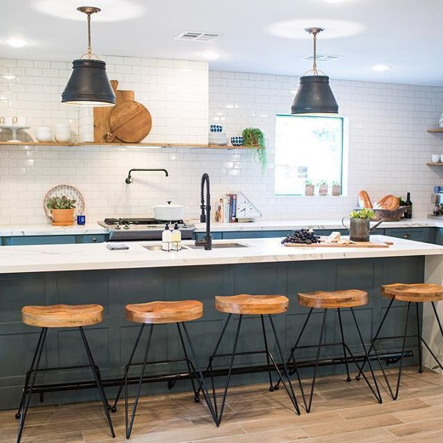 Our Favorite Kitchens: Reminiscing About Some Of Our Favorite Kitchens In Season