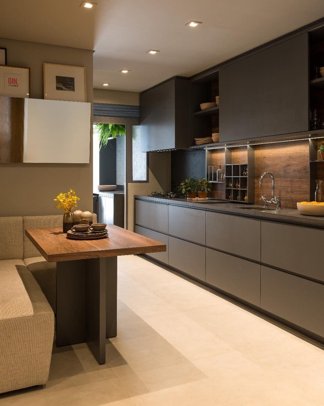 Triart Arquitetura Op Instagram Cozinha Deusa