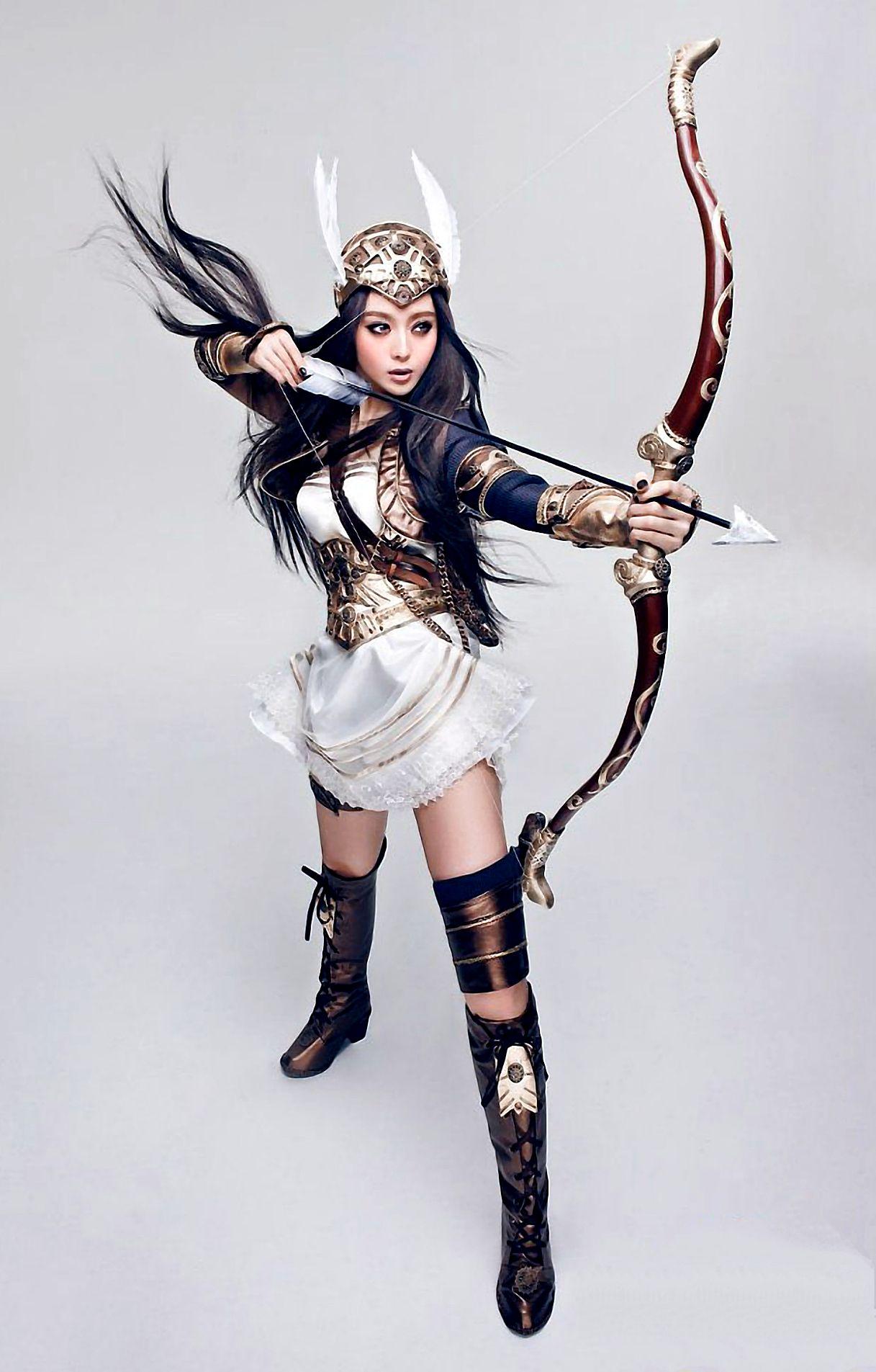 Dynasty Warrior ♍ 女優, ファンビンビン, ビンビン