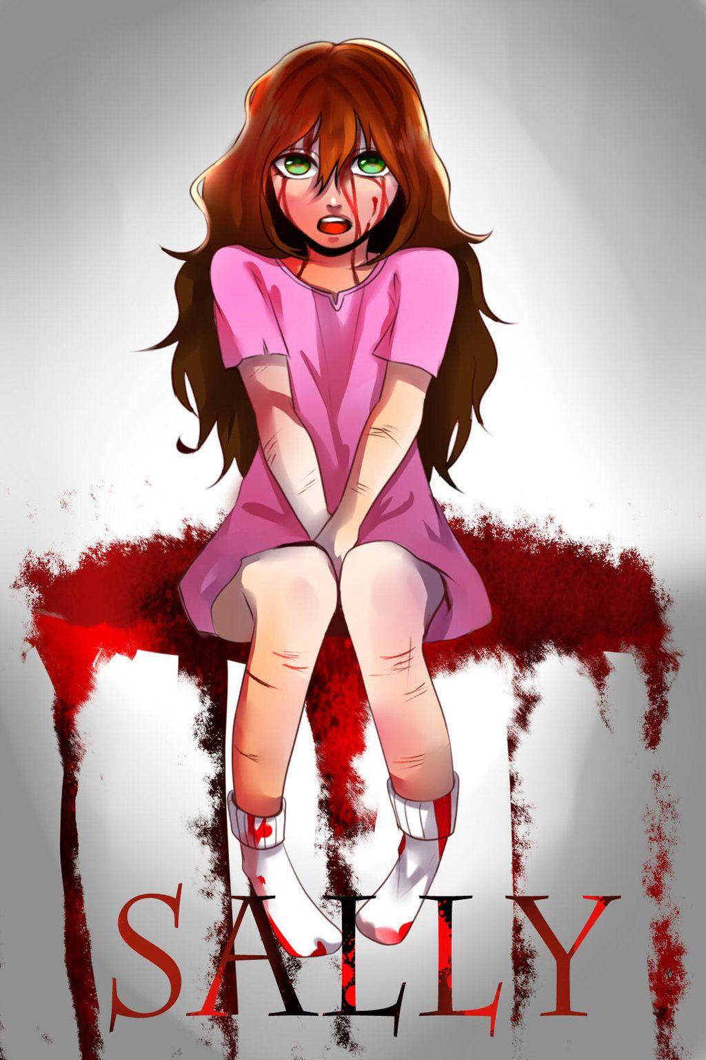 Sally Williams Edit Come Play With Me Anime Creepypasta