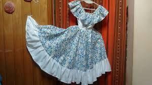 3b5128e257 Resultado de imagen para como hacer un vestido de folklore argentino ...