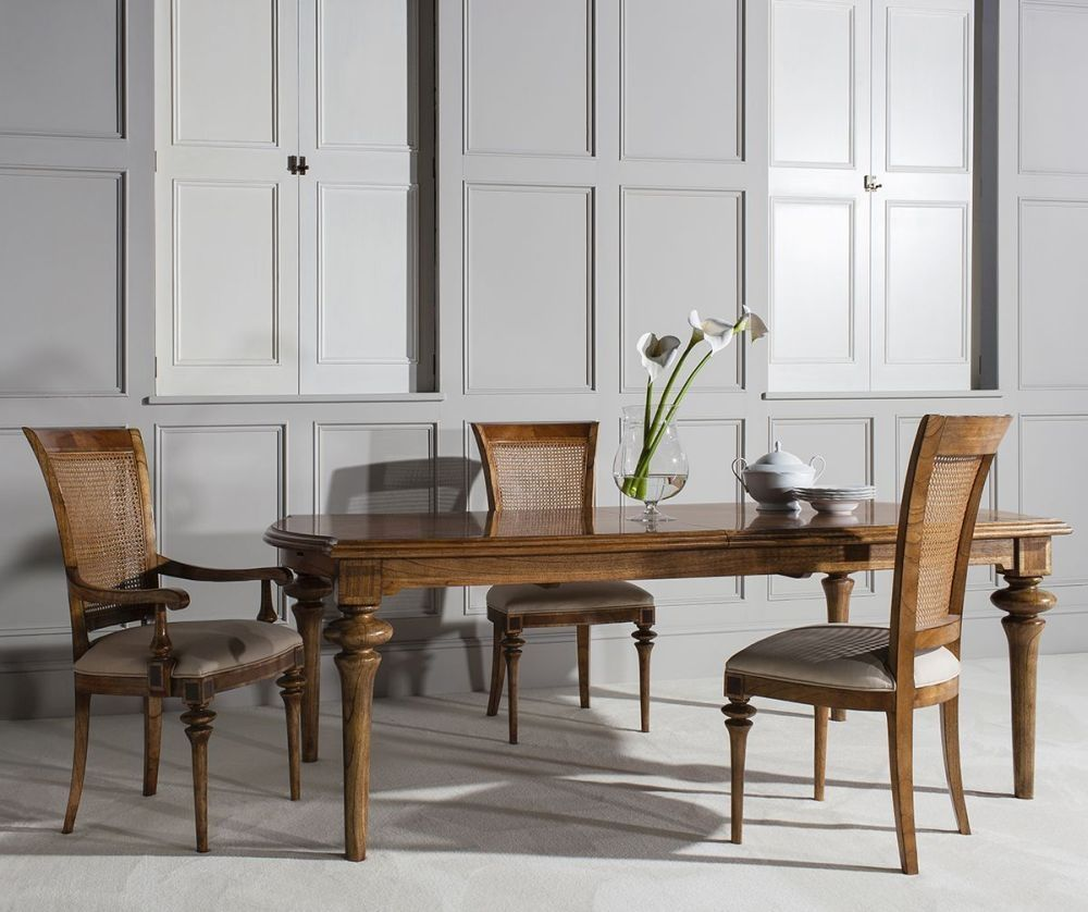 Frank Hudson Spire Dining Set Dining Table Extendable Dining
