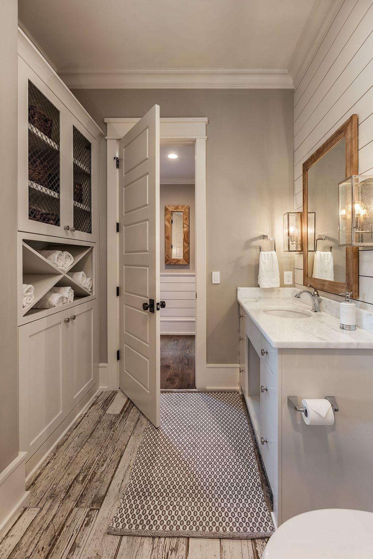 30 elegant farmhouse bathroom wall color ideas coodecor on wall color ideas id=68302