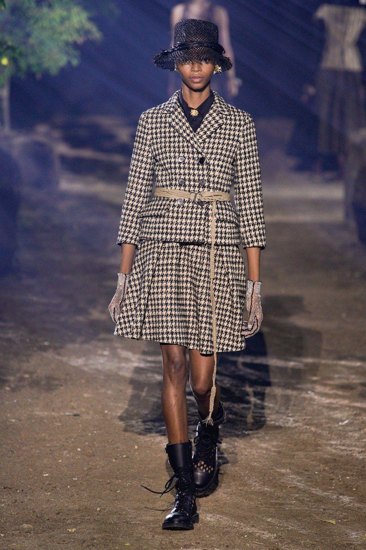 Spettacolo di Christian Dior Primavera Estate 2020