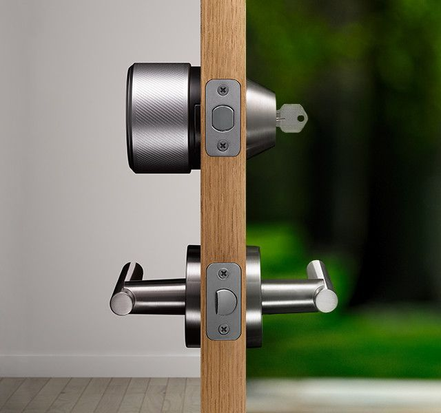 Control Your Door Lock From Anywhere In 2020 August Smart Lock Smart Door Locks Smart Lock