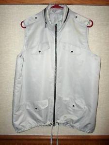 Chico's Zenergy Women's Silver Gray Zip Up Jacket
