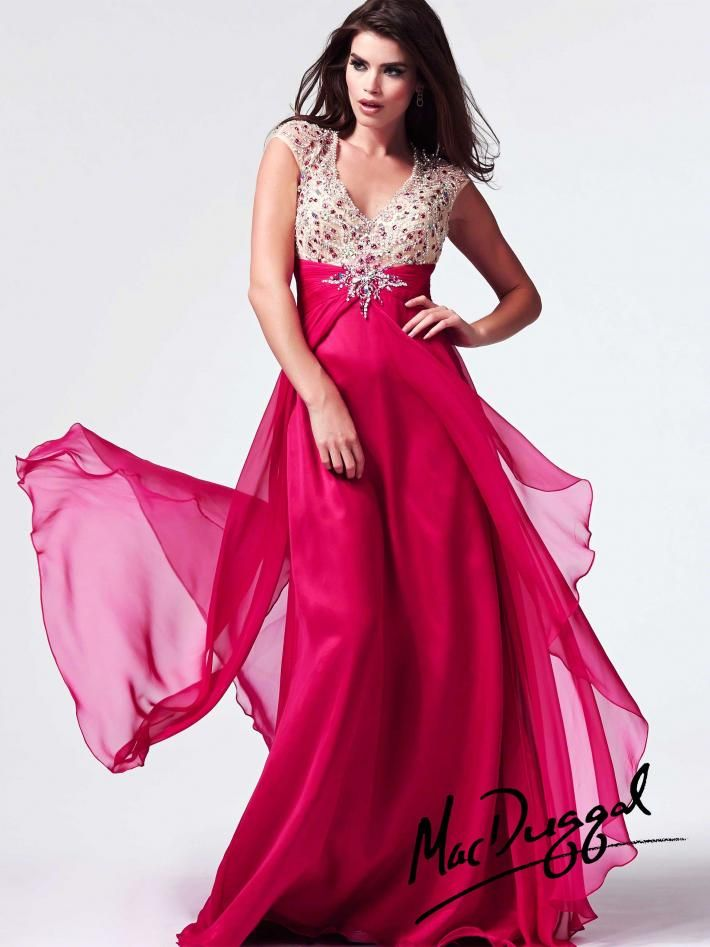 Mac Duggal Prom Style 82020M now in stock at Bri\'Zan Couture, www ...
