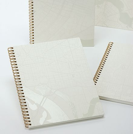planning on paperring notebook