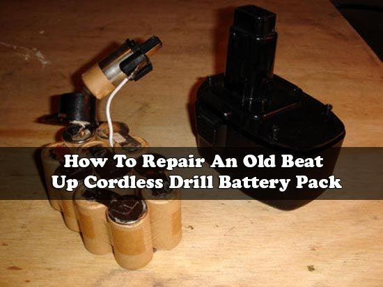 I Am So Glad I Came Across This Article I Always Have To Get A New Power Drill Set Just Because The Battery Lo Cordless Drill Batteries Cordless Drill Battery