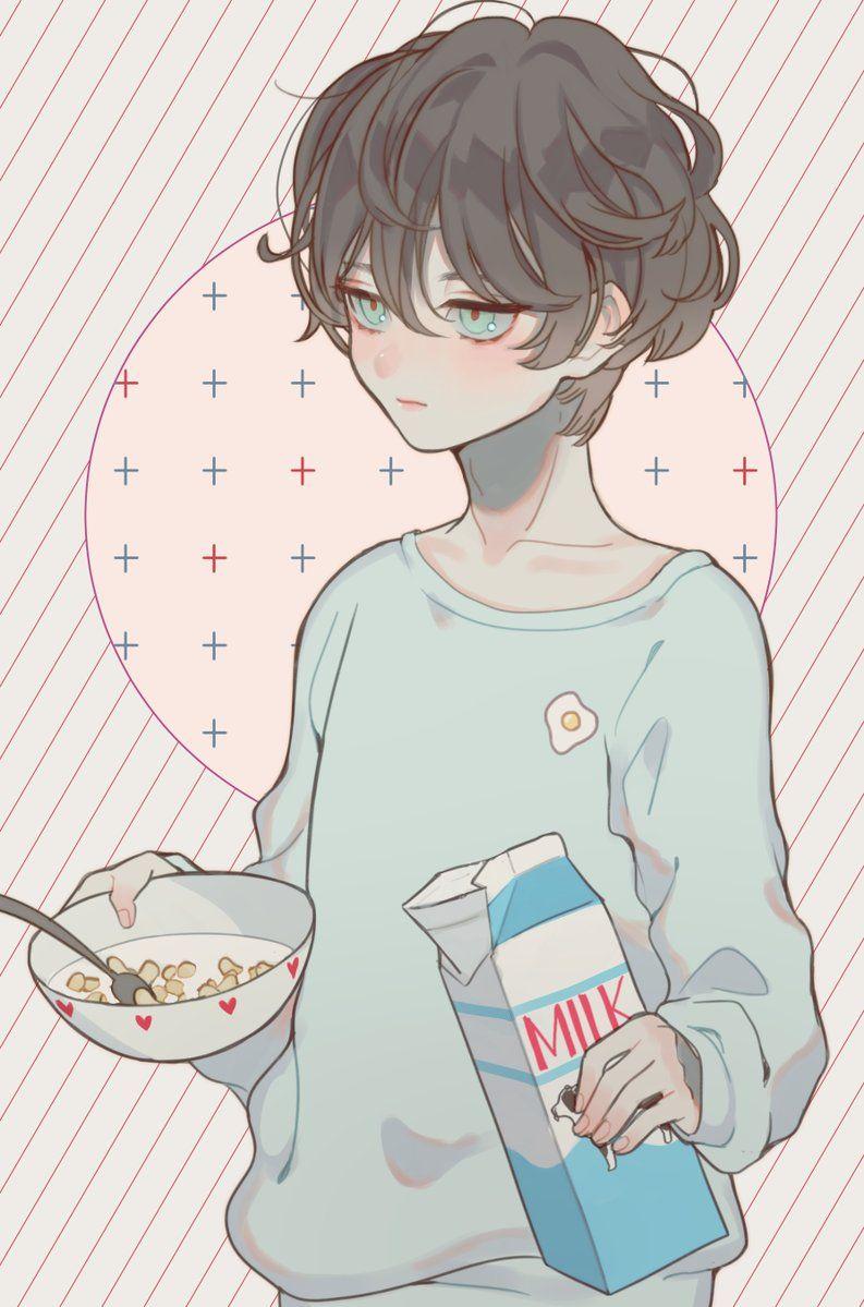 Yosoylaprincesa Anime Drawings Boy Anime Anime Boy