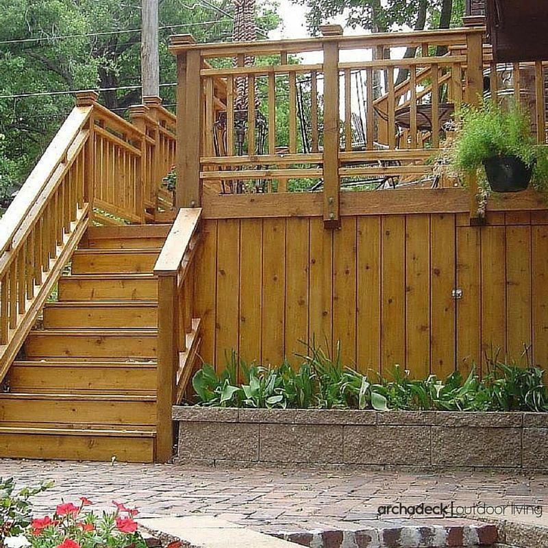 Everything About Deck Skirting Ideas Cheap Diy Lattices Rock Wood Tall Simple Metal Stone Horizontal Composite Cu Deck Skirting Building A Deck Diy Deck
