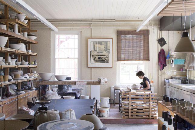 What S On Interior House Interior Ceramic Studio