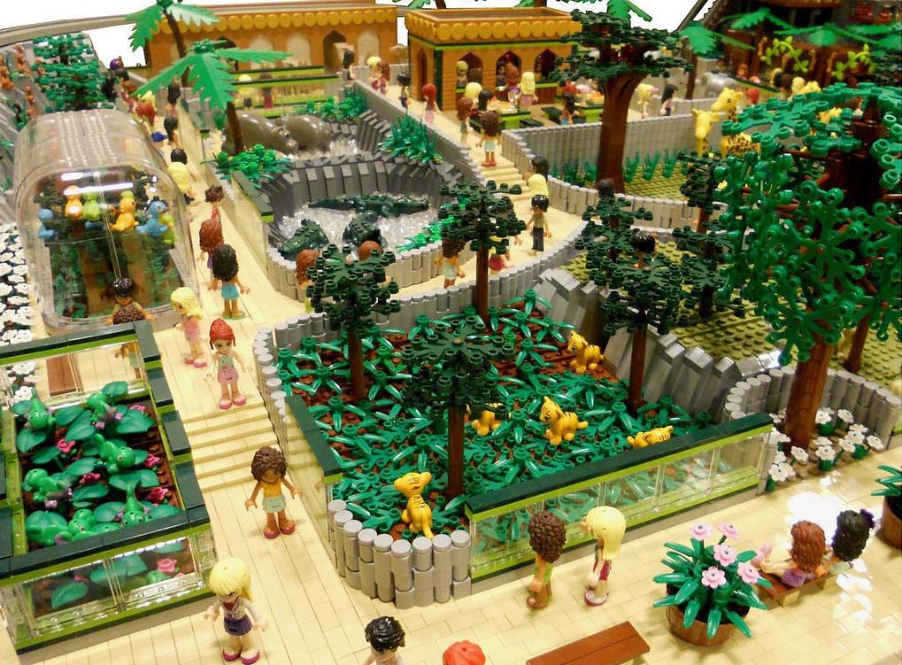 LEGO Friends Animal Park   ~ Lego ~   Pinterest   Lego ...