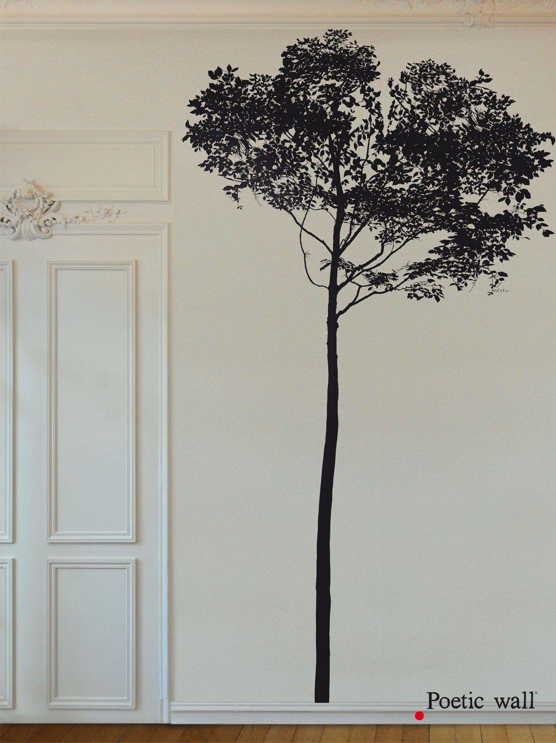 sticker mural haut de gamme grand format le grand arbre. Black Bedroom Furniture Sets. Home Design Ideas