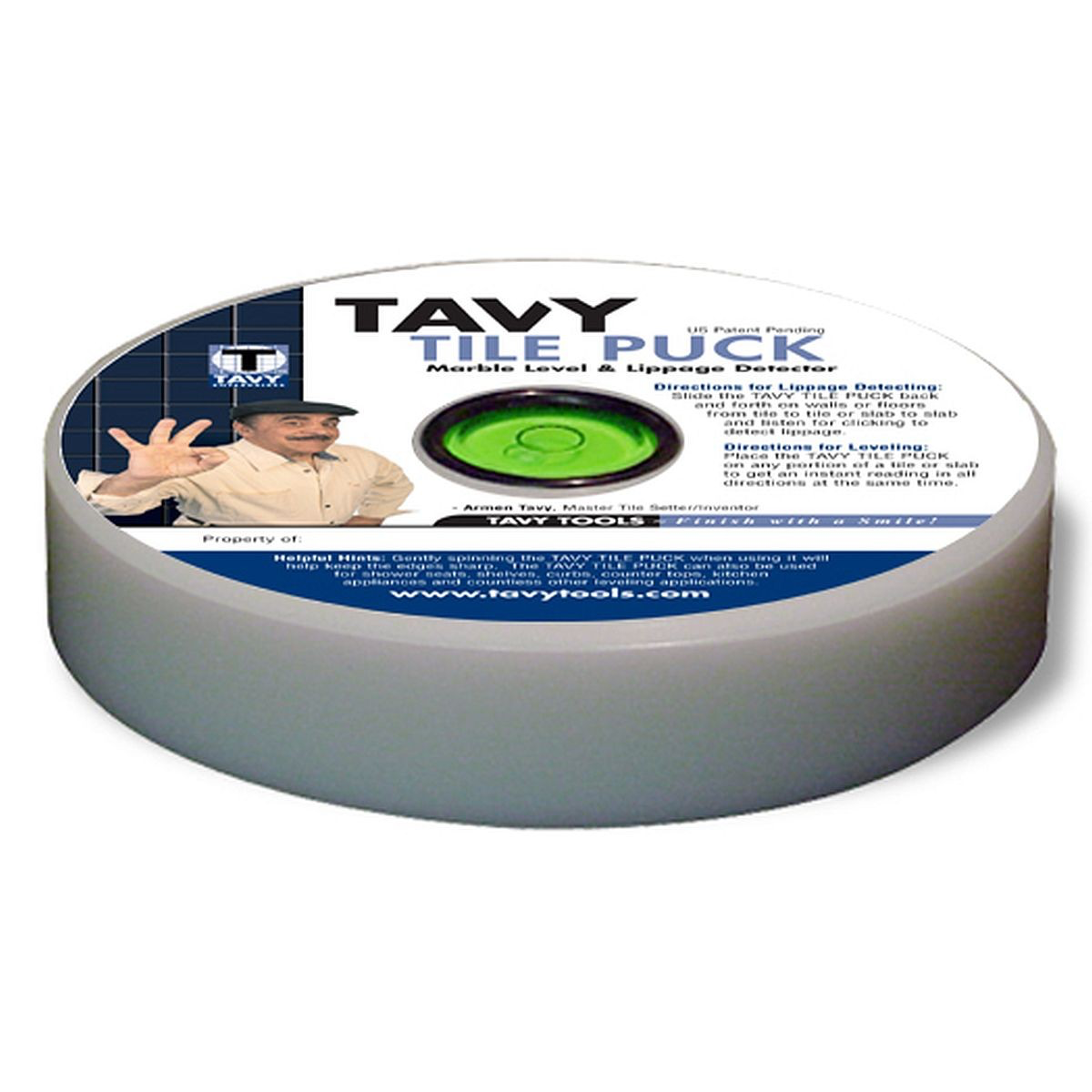 Tavy Tile Puck Leveling Tool Shower Seats Tiles Puck