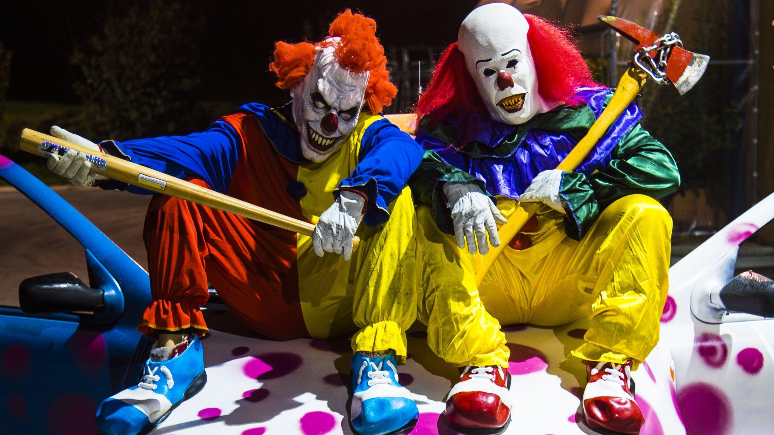 Dm Pranks Halloween 2020 Dossier : Toutes les Vidéos des Clowns Tueurs | Scary clowns