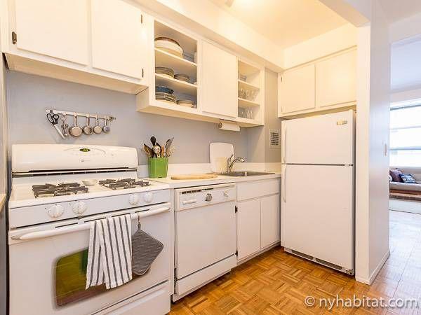 New York Alcove Studio - Loft - Triplex apartment - kitchen (NY