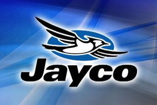 Pin By Kim Frost On Awesome Rvs Jayco Sport Team Logos Rving