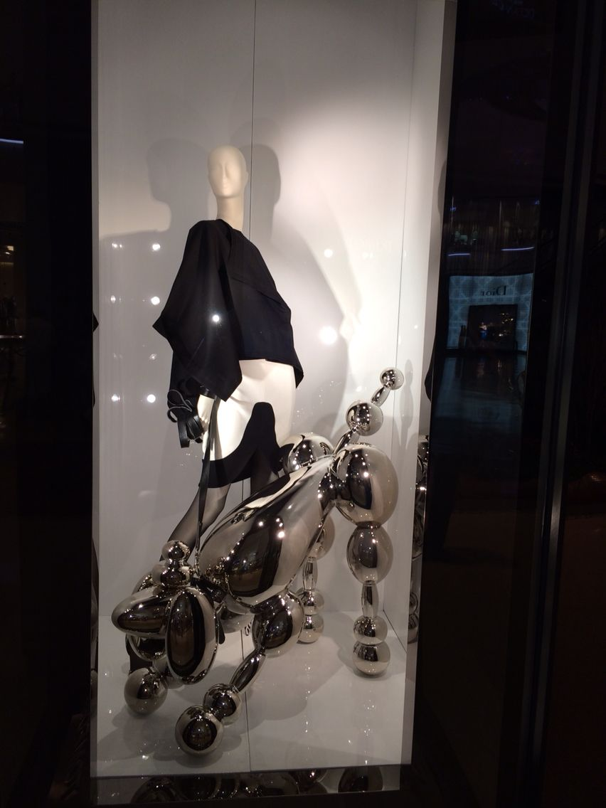 Window display in Las Vegas 10/2013 Tom Ford Unique