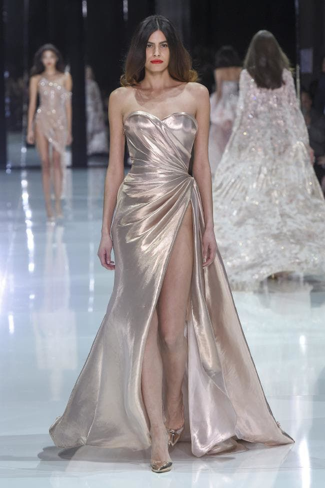 Ralph and Russo haute couture spring 2018