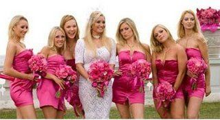 Bridals By Bridesmaids Dresses Oooooo Pinterest Real S Weddings And Wedding