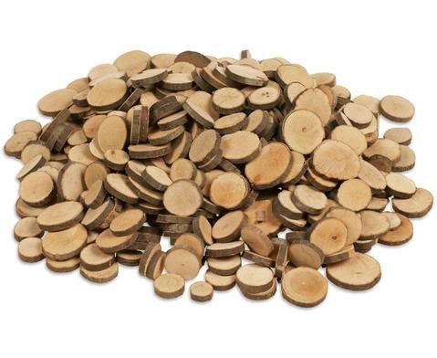 1 kg Mini-Naturholzscheiben für das große #Basteln :) #Kinder #DIY ...