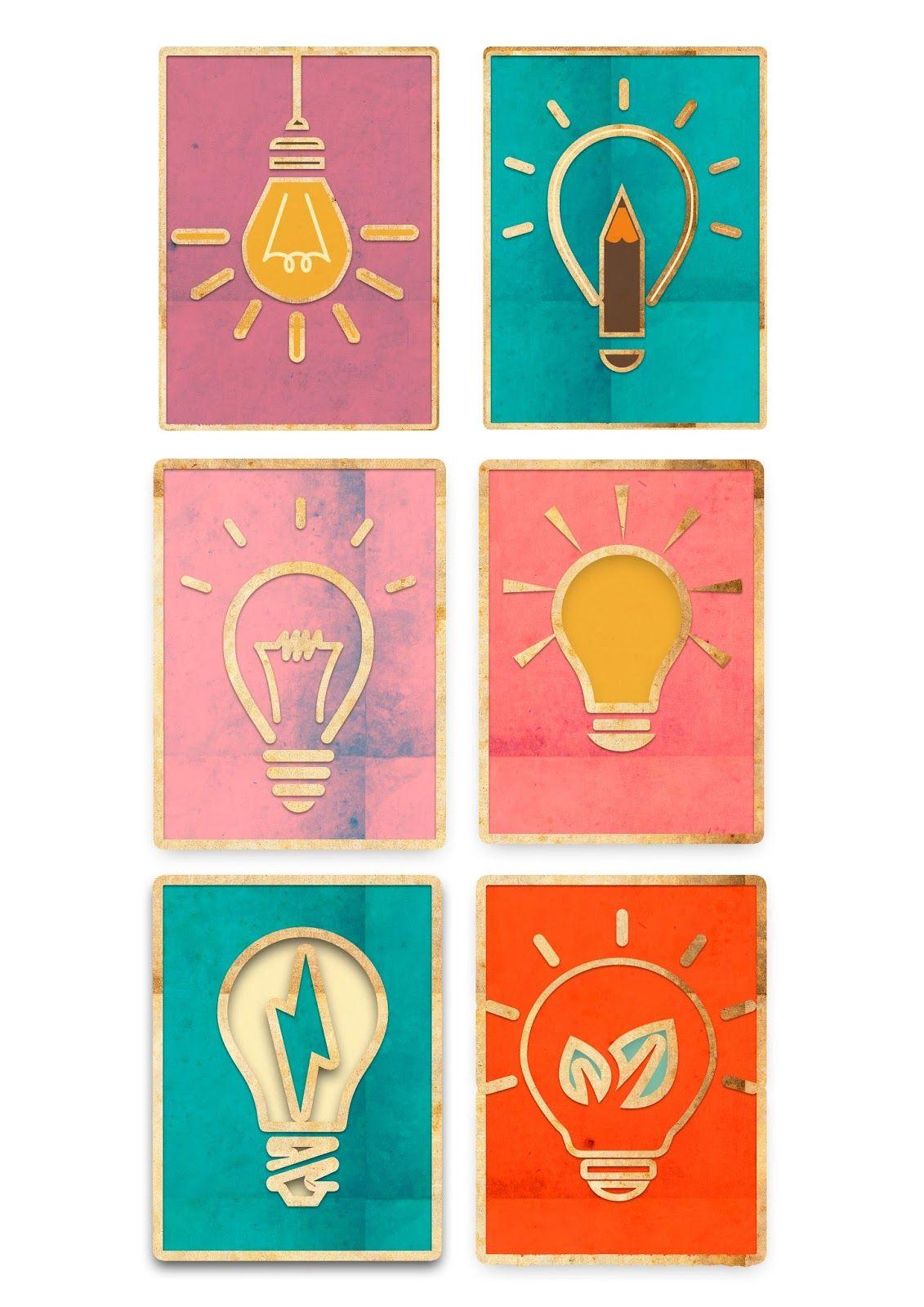 Nuskina: Free printable cards