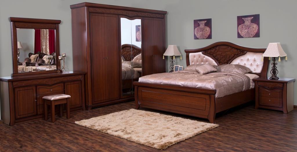 Mahagoni Schlafzimmer Möbel Schlafzimmermöbel dekoideen
