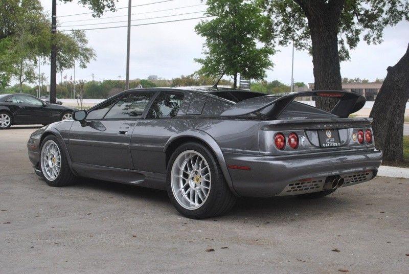Lotus Esprit V8 Se Final Edition 2004 Lotus Road Cars