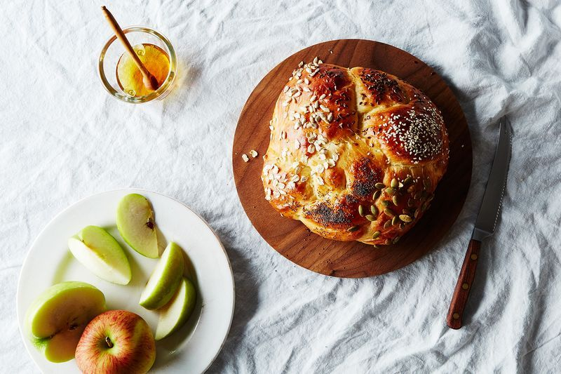 A Genius NoKnead Challah (That Tastes Just as Good on Day