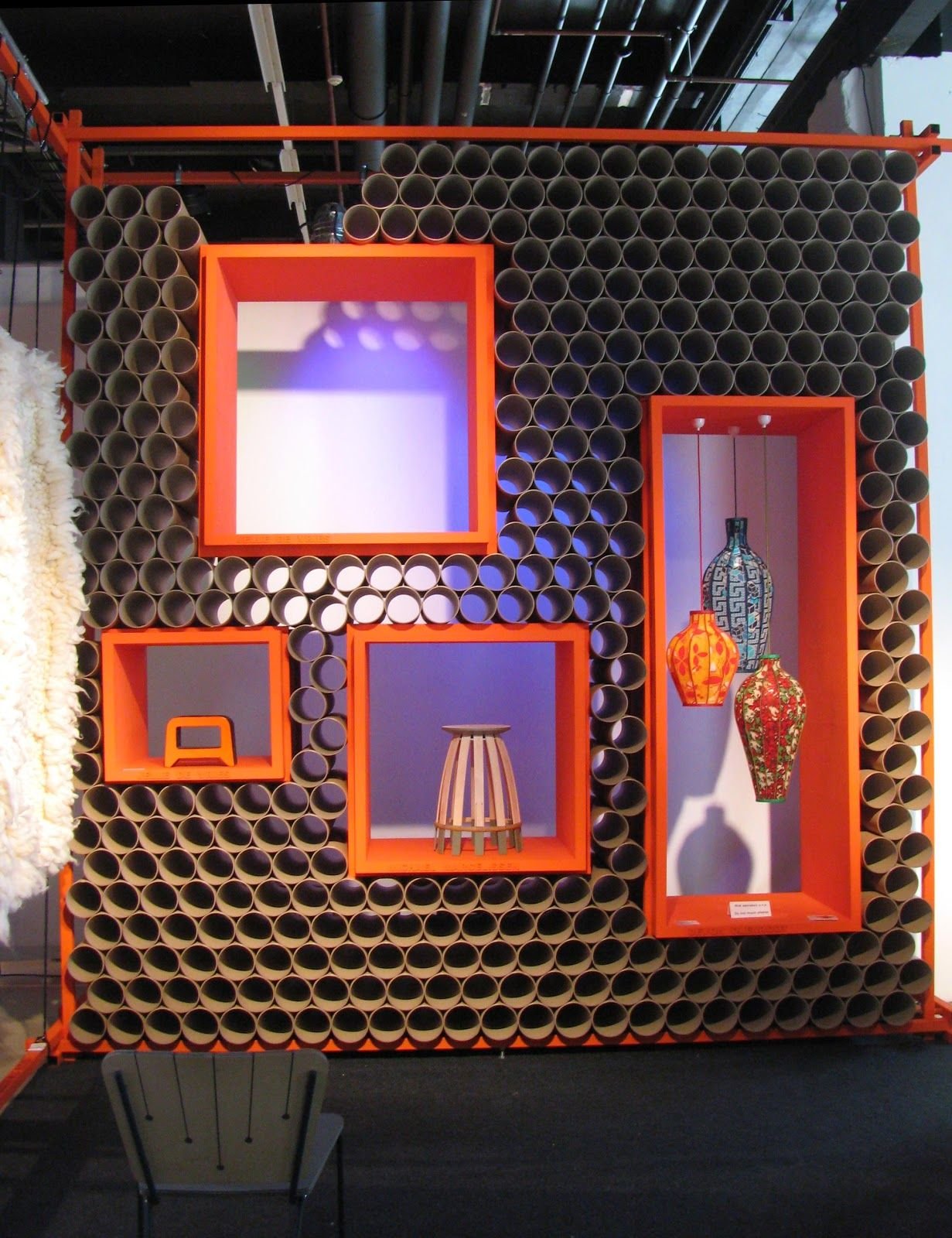 Window cover up ideas  ddw eindhoven avk st joost what a great idea for popup fixt