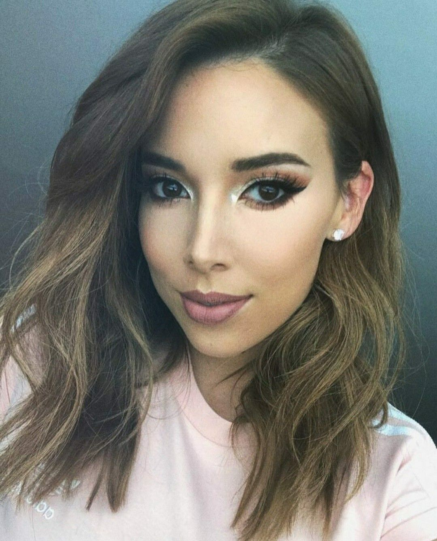 Katy Lustrelux *Soft brown bayalage lob* Hair styles