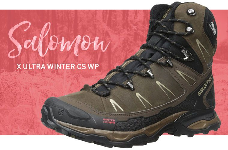 huge selection of 67d9a 17b88 The Salomon x Ultra Winter Hiking Boot is a very agile ...