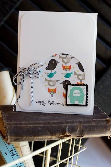 Freaky Friends Stampin' Up!, Halloween StampinByTheSea.com -
