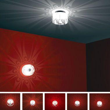 Decken-/Wand-Effektleuchten Shining