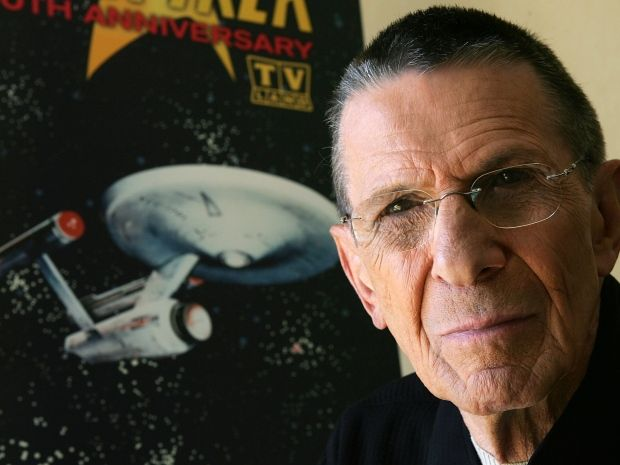 Actor Leonard Nimoy, who played the ultra-logical character Spock in the TV series Star Trek, died on Friday, Feb. 28, 2015, at age 83 at his L.A. home. His wife, Susan Bay Nimoy, confirmed to the New York Times that he had end-stage chronic obstructive pulmonary disease.