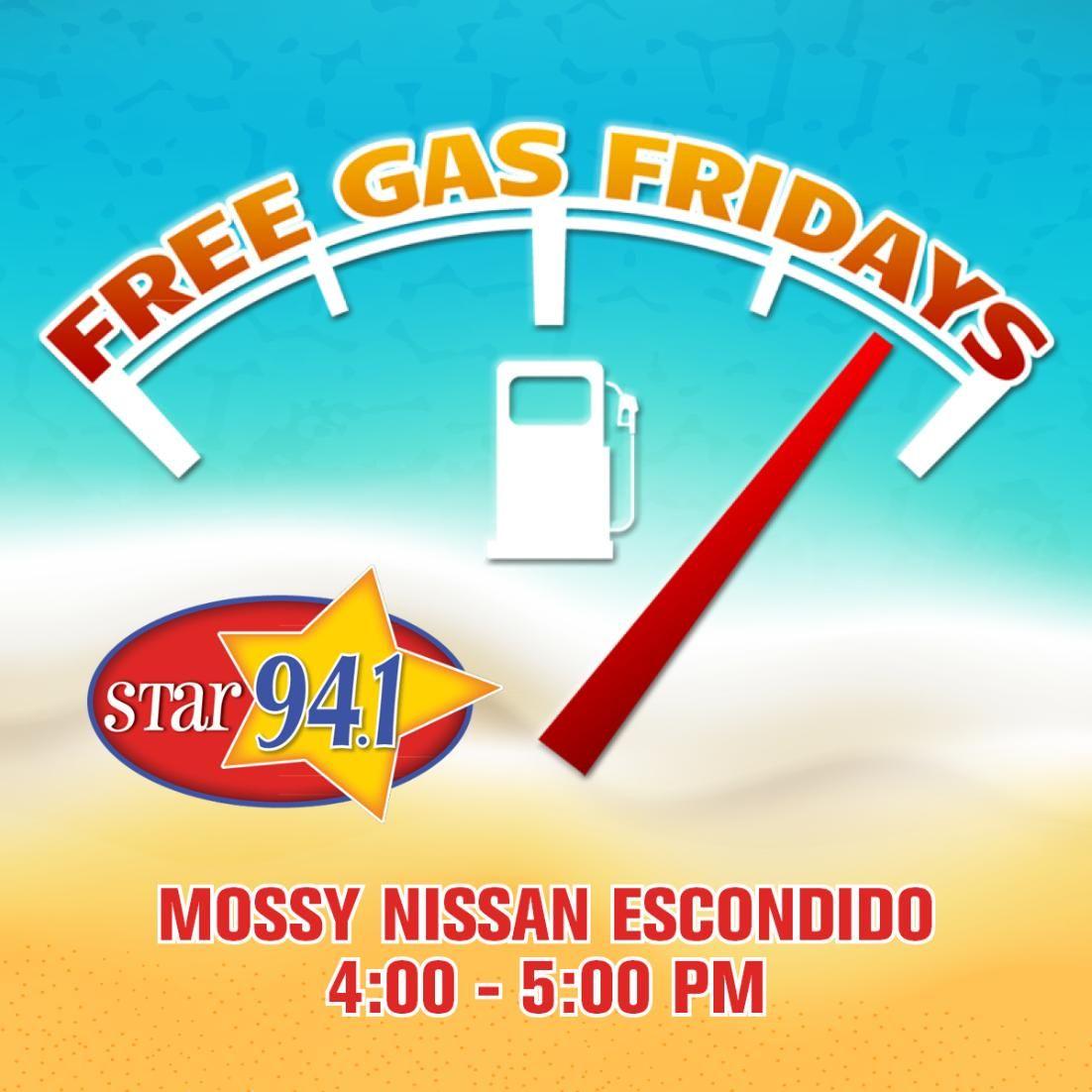 Free Gas Friday Alert!!🚨 Star 94.1 fm's Caban Boy Geoff