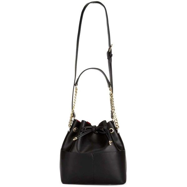 Miss Selfridge Unlined Bucket Bag (€54) ❤ liked on Polyvore ...