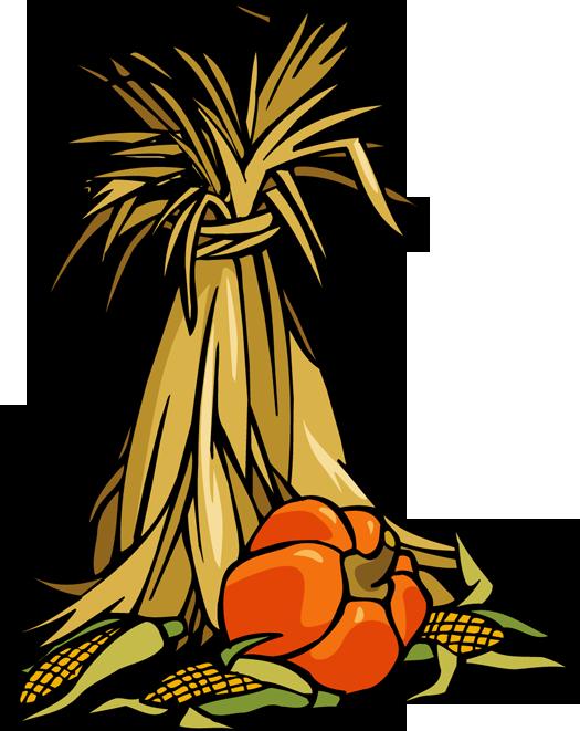 colorful clip art for the autumn season fall pumpkins clip art rh pinterest com Corn Clip Art Fall Corn