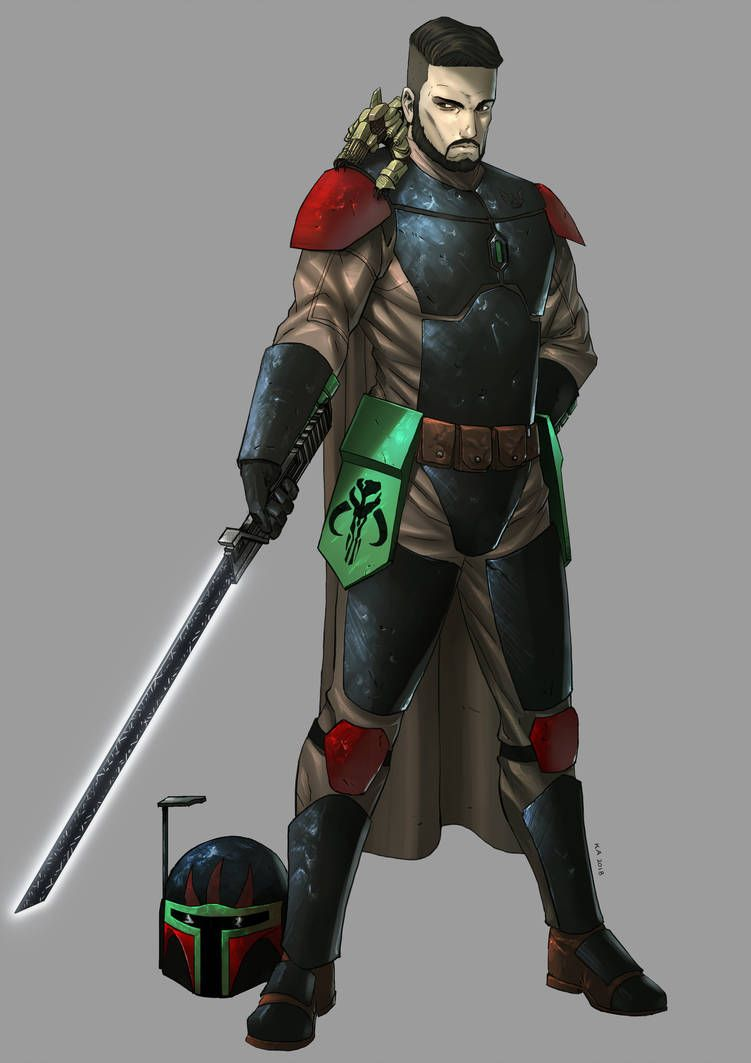 Tarre Vizsla By Karolding Star Wars Characters Pictures Star Wars Images Star Wars Pictures The appointment of tarre vizsla as the first mandalorian jedi was a sign of brief peace between the two constantly warring factions. tarre vizsla by karolding star wars