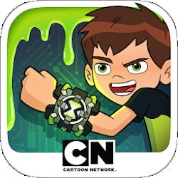 بن 10 بن بطل الوحل لعبة تسلق لا تنتهي Ben 10 Cartoon Network Cartoon