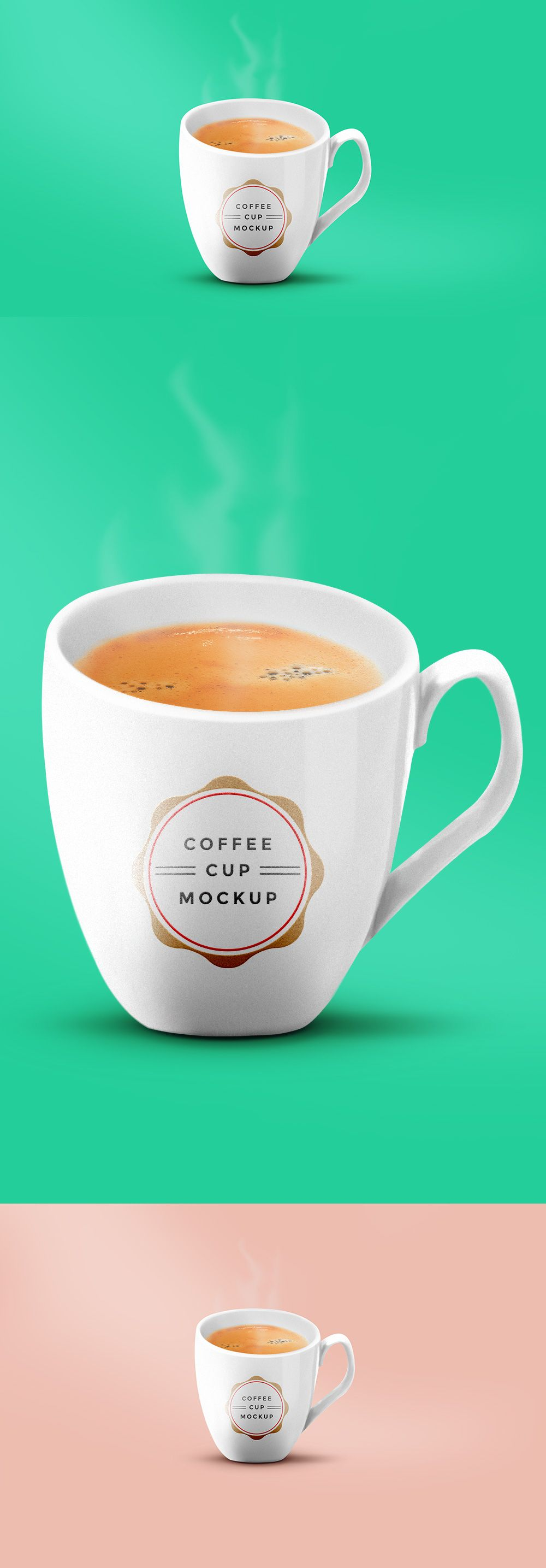 Coffee Cup Mockup PSD (With images) Free packaging